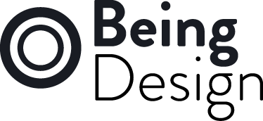 Being Design is an international digital design startup focused on strategy, branding and purpose-driven design.